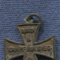 Militaria: ALEMANIA. I GUERRA MUNDIAL. INSIGNIA DE COMBATIENTE 1914.. Lote 135913026