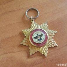 Militaria: INSIGNIA DEL COLEGIO DEL AIRE SAN AGUSTIN. VENEZUELA. Lote 137510190