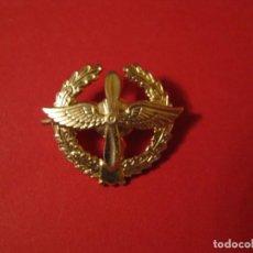 Militaria: INSIGNIA, EMBLEMA DE UNIFORME MILITAR DE FUERZAS ARMADAS DE RUSIA. EJERCITO DEL AIRE.. Lote 195440168