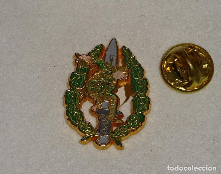 PIN MILITAR. VETERANOS DE OPERACIONES ESPECIALES. BOEL COE GOE. (Militar - Insignias Militares Españolas y Pins)