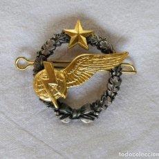 Militaria: DISTINTIVO DE PECHO FRANCÉS, DE OBSERVADOR AÉREO.. Lote 139547806