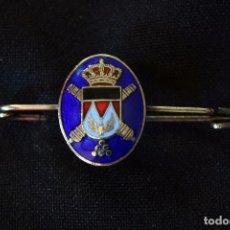 Militaria: ARTILLERIA -ALFILER CORBATA ESMALTADO. Lote 139674270