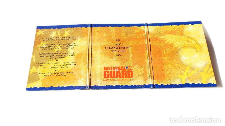 Militaria: Placa de La Guardia Nacional de los Estados Unidos es una Fuerza de Reserva - Foto 3 - 145387345