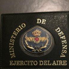 Militaria: CARTERA EJÉRCITO DEL AIRE. Lote 140429386