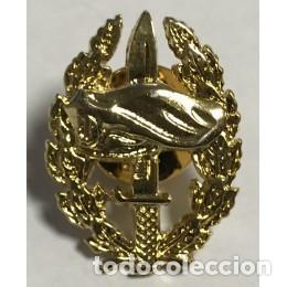 ESTUPENDO PIN DE VETERANOS GOE EN DORADO (Militar - Insignias Militares Españolas y Pins)