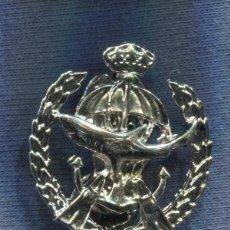 Militaria: INSIGNIA DE LA UNIDAD ESPECIAL DE BUCEADORES DE COMBATE COMANDANTE GORORDO. VERSIÓN PLATA.. Lote 142440806