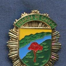 Militaria: PLACA GUARDA DE CAMPO.. Lote 142446826
