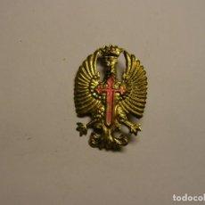 Militaria: INSIGNIA ESPAÑOLA DE GORRA, AÑOS 50-60. . Lote 142504450
