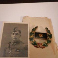 Militaria: DISTINTIVO LAUREADO DE ALFÉREZ PROVISIONAL. Lote 142983694