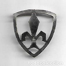 Militaria: BOY SCOUTS CATALUNYA EMBLEMA DE BOINA . Lote 143093294