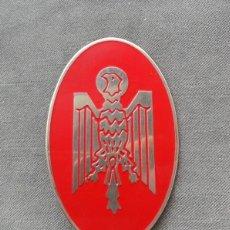 Militaria: INSIGNIA PLACA ACADEMIA POLICÍA NACIONAL. Lote 143899762
