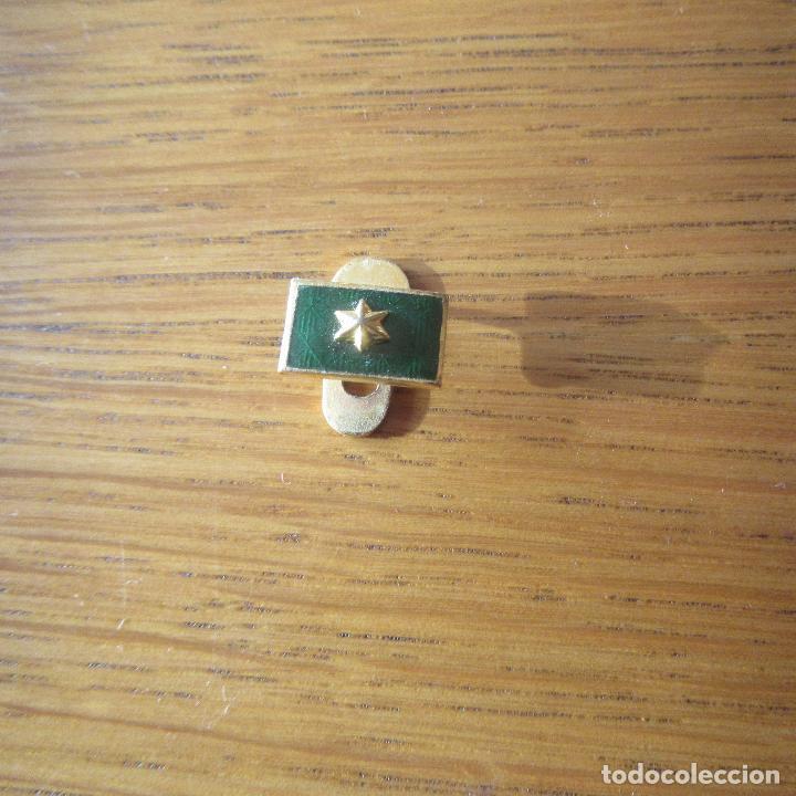 INSIGNIA PIN SOLAPA GUERRA CIVIL (Militar - Insignias Militares Españolas y Pins)
