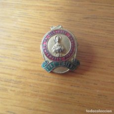 Militaria: INSIGNIA PIN SOLAPA GUERRA CIVIL. Lote 144626058