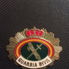 Militaria: PLACA GUARDIA CIVIL. Lote 145074180