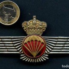 Militaria: AVIACIÓN, ESPAÑA, INSIGNIA, EMBLEMA DE PARACAIDISTA. Lote 145452490