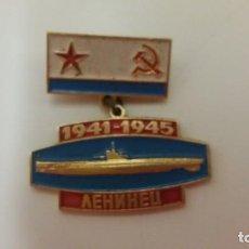 Militaria: INSIGNIA DE LA MARINA SOVIETICA, URSS, RUSA. 4.. Lote 146796198