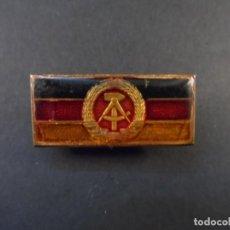 Militaria: BROCHE PASADOR PREMIO QUINCENAL 2-3 OJ GDR. DDR-NVA. SIGLO XX. Lote 147627430