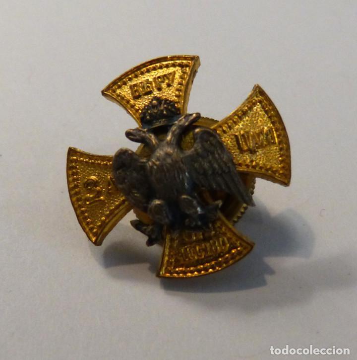 INSIGNIA DE LA RUSIA IMPERIAL DE LOS FINLANDSKY REGIMENT LIFE-GUARDS (Militar - Insignias Militares Extranjeras y Pins)