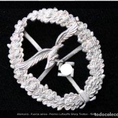 Militaria: INSIGNIA DISTINTIVO DE TIRADOR DE LA LUFTWAFFE . 100% ORIGINAL. Lote 147771214