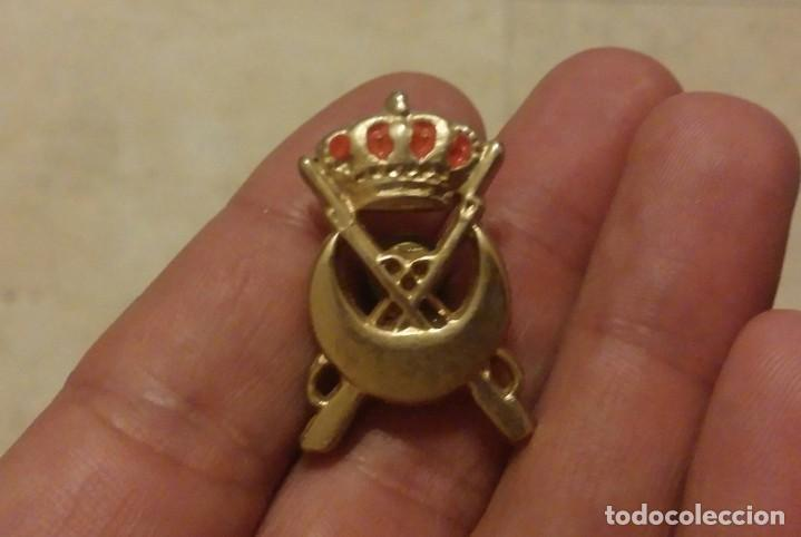 GRAN INSIGNIA DE REGULARES PARA TRABUCH LAS DOS CARAS (Militaria - Spanish Military Decorations and Pins)
