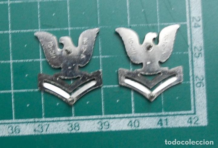 Militaria: USN. US NAVY. INSIGNIAS DE CUELLO - Foto 4 - 147823614