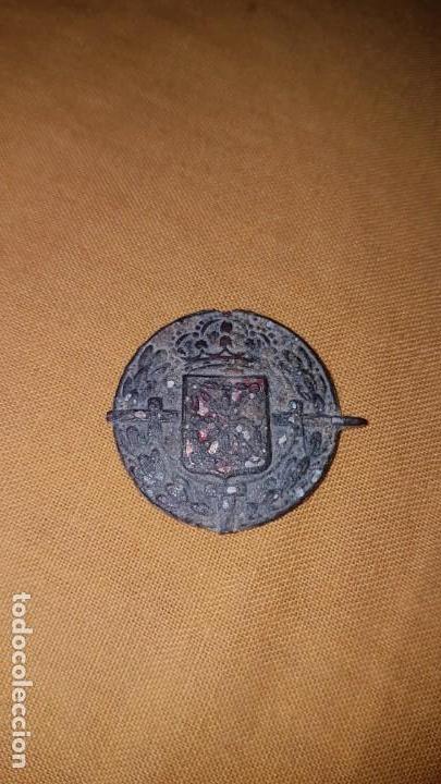 PLACA CUERPO EJERCITO NAVARRA TRINCHERA (Militar - Insignias Militares Españolas y Pins)