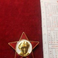 Militaria: INSIGNIA RUSA LENIN DE NIÑO ESTRELLA COMUNISTA. Lote 148202954