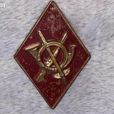 Militaria: ANTIGUA INSIGNIA MILITAR ROMBO EJERCITO DE TIERRA INFANTERIA EPOCA DE FRANCO. Lote 150330214