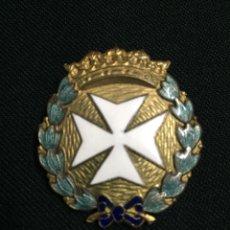 Militaria: INSIGNIA BROCHE DAMAS AUXILIARES SANIDAD MILITAR. GUERRA CIVIL.. Lote 151690853