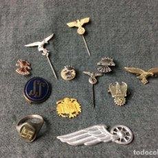 Militaria: LOTE DE PINS MIXTO . Lote 151816362