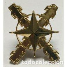 Militaria: EMBLEMA PARA BOINA DE LA OTAN HQ. Lote 151819798