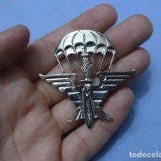 Militaria: * INSIGNIA DE EZAPAC, ZAPADOR PARACAIDISTA, ORIGINAL. ZX. Lote 151837178