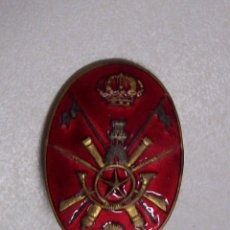 Militaria: INSIGNIA ACADEMIA GENERAL MILITAR ALFONSO XIII. Lote 152930334