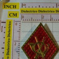 Militaria: INSIGNIA MILITAR ROMBO DE INFANTERÍA. Lote 153500758