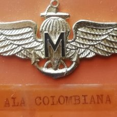 Militaria: ROKISKI ALA COLOMBIANA. Lote 153549530