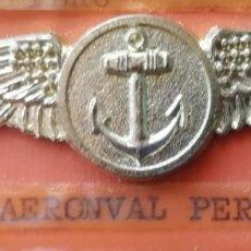 Militaria: ROKISKI AERONAVAL PERÚ. Lote 153566333