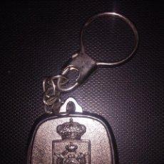 Militaria: LLAVERO DEL REGIMIENTO DE INFANTERIA ACORAZADA RIAC 61. Lote 153711334