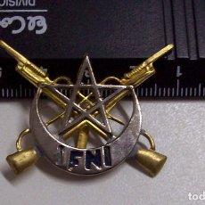Militaria: INSIGNIA TIRADORES DE IFNI 1941. Lote 153836130