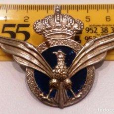 Militaria: EMBLEMA PILOTO CIVIL ÉPOCA JCI 70 MM. Lote 154393742