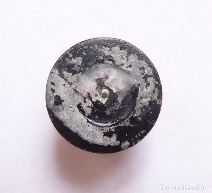 Militaria: Roseta ojal - Medalla del Centenario de la Batalla de Vitoria 1813 - 1913 - Rosetón de solapa - Foto 2 - 154789562