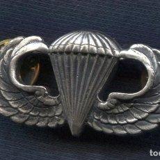 Militaria: ESTADOS UNIDOS. ALAS DE PARACAIDISTA. MARCADAS.. Lote 154974750