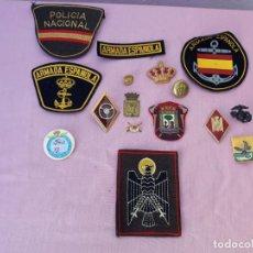 Militaria: INSIGNIAS MILITARES. Lote 155285534
