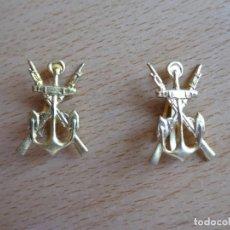 Militaria: EMBLEMAS INFANTERÍA DE MARINA.. Lote 155427674