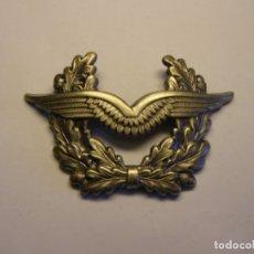 Militaria: INSIGNIA ALEMANA DE GORRA, LUFTWAFFE.. Lote 155636482