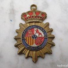 Militaria: MEDALLA DEL CUERPO NACIONAL DE POLICÍA SUP. Lote 155650746