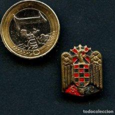 Militaria: GUERRA CIVIL Y POST, INSIGNIA, SINDICATO ESPAÑOL UNIVERSITARIO. Lote 155979954