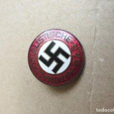 Militaria: INSIGNIA DEL PARTIDO NAZI TERCER REICH. Lote 156521006