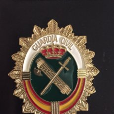 Militaria: PLACA GUARDIA CIVIL. Lote 156615962
