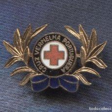 Militaria: INSIGNIA DE LA CRUZ ROJA PORTUGUESA. CRUZ VERMELHA PROTUGUESA.. Lote 156833278