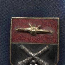 Militaria: DISTINTIVO DE AVIONES BLANCO RADIODIRIGIDOS. SUBOFICIALES. MODELO 1977.. Lote 156839750